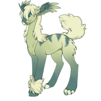 Emerald by Crystal-Comb