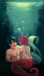 under the sea by nathengyn