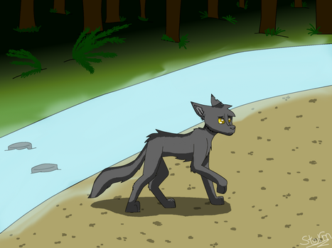Graystripe by Storm-berry