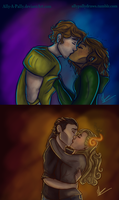 Kisses by Ally-A-Pally