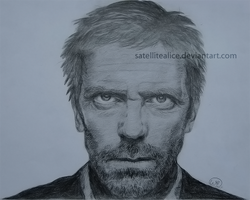 dr House by SatelliteAlice