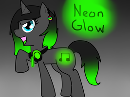 Neon Glow by Lightning-flame