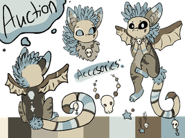 Original Character Auction by Pika-Pika-Pikahu