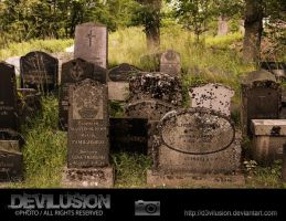 IMG 6847-Gravestones by D3vilusion