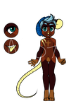 Anthro Rat Adopt (CLOSED) by Neon-Spots-Adopts