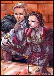 PSC - Cullen and Trevelyan by aimo