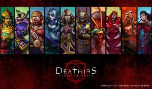 DEATHIES Gods of Death