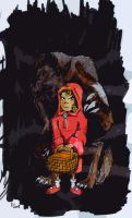 Little Red Riding Hood by Kmadden2004