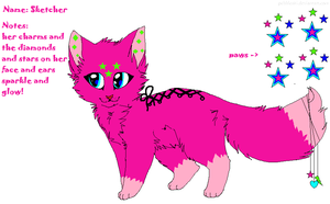 Adoptable No#1:Sketcher by Almost-Nameless
