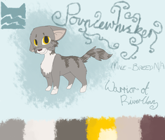 Pouncewhisker | Reference by nooks-crannies