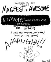 MAGFEST is AWESOME final part by starlightv