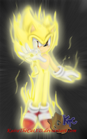-:Super Sonic:- by KairaA-TheCat