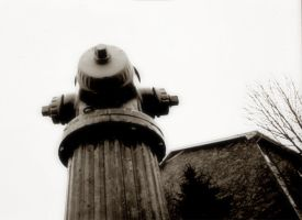 pinhole fire hydrant 2 by electricjonny