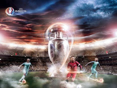 Euro 2016 - Portugal by zepaulo
