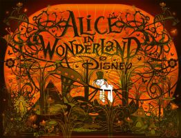 -Alice In Wonderland- by AlienPrinter