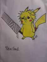 Pikacloud by issabissabel