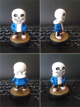 Sans fan-made figure by Gregarlink10