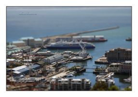 Capetown Waterfront by maikarant