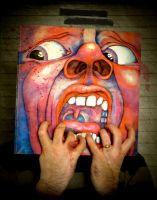 In the Court of Crimson King by DameMathilde