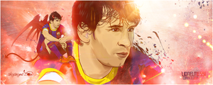 Lionel Messi The Devil by akyanyme