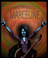 Marceline in Concert by lastofasmagth