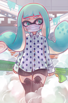 Splatoon: Charger by Haiyun