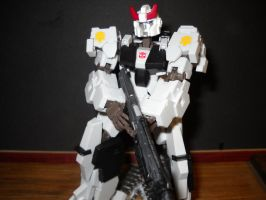 Transformers custom Prowl model by Prowlcop