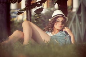 .summer girl1 by AlekSunder