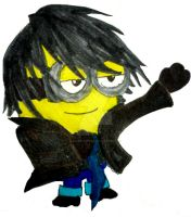 Boy Minion by InkArtWriter