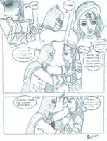 Batman and Wonder Woman 2 by Eosphorus13