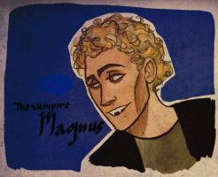 The Vampire Magnus Martinsson by JadeisM