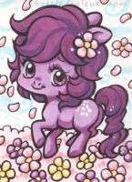 Chibi Blossom by celesse