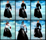 Ichigo forms Soul Calibur 5 by PlAbOnDRAGON