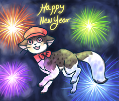 2013 by mellocat