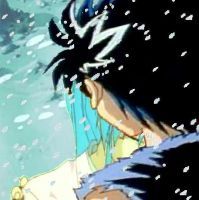 Hiei and Botan Cold by hevechan