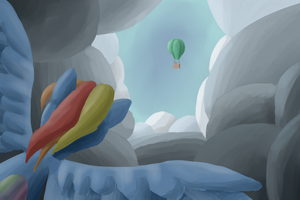Balloon by khyperia