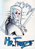 MR. FREEZE by LanceSawyer