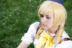 Mami Tomoe by Sweet-Donut