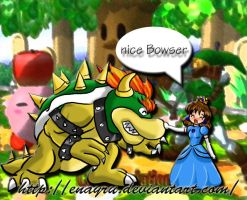 The bowser and I by Enayru