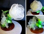 Pulled Sugar Flower by Keep-It-Sweet