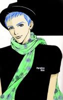 Paradise Kiss: George by Fire-Storm