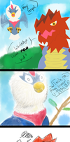 Crappy Comic Practice by CyndersAlmondEyes