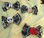Star Wars Bows (including BB-2) by P-isfor-Plushes