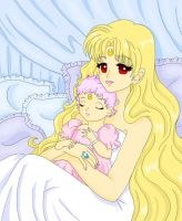 Mama and Baby by Sailor-Serenity