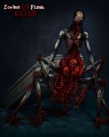 Zombie Flesh Eater by ManiacSoul
