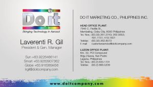 do it company callcard by sercor