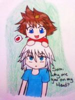 Sora Riku Time!! by candy-spazz-tabby