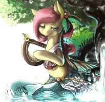 Sing for the nature by Magiace