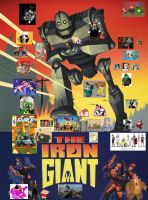 Grunt's Adventures of The Iron Giant by VannesteLand