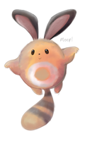 Little sentret by HappyCrumble